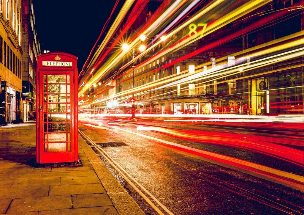 5. London, England
