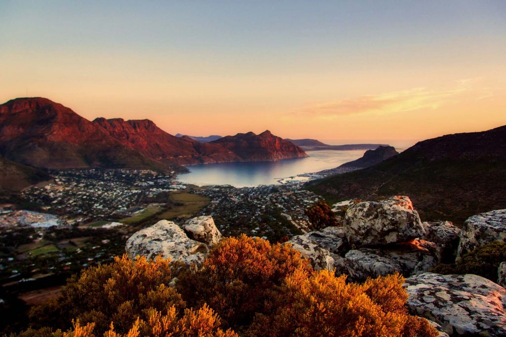 <p class=blog-cap>SOUTH AFRICA // From gorgeous beaches to natural wildlife to the wine and scenery, this is one place to have on your bucket list!</p>