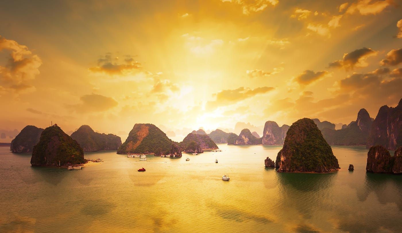 Destination Inspiration: Hong Kong and Vietnam