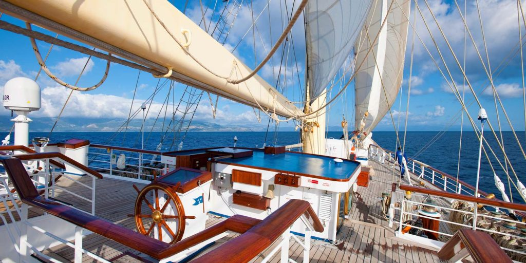 Sail and Save with Star Clippers