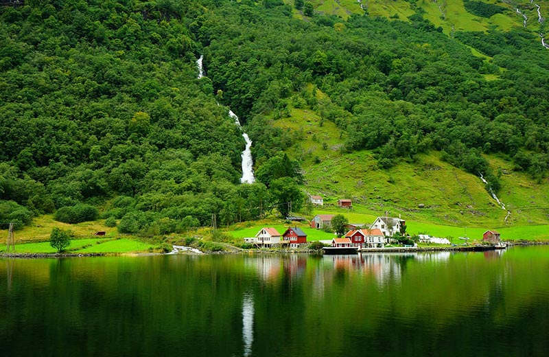 Norway Cruise TCL